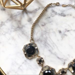 Ann Taylor • Octagonal Shape Necklace